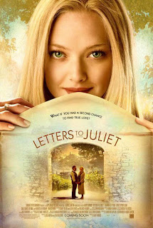 Letters To Juliet Dvd Label