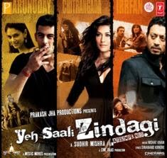 Yeh Saali Zindagi (2011) Hindi Movie Mp3 Songs Download stills photos cd covers posters wallpapers Arunoday Singh, Chitrangda Singh& Irrfan Khan
