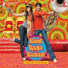 Band Baaja Baaraat DVD Poster Screenshots Hindi movie wallpapers photos CD covers review stills Anushka Sharma,Ranveer Singh