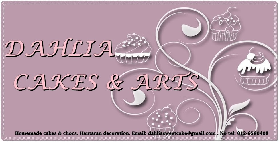 Dahlia Cakes & Arts