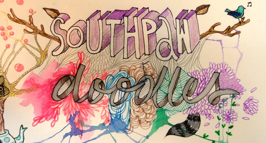 Southpaw Doodles