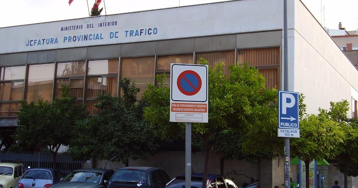 Murciadailyphoto provincial traffic headquarters - Jefatura provincial de trafico de albacete ...