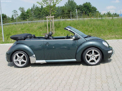 ABT VW New Beetle Cabriolet