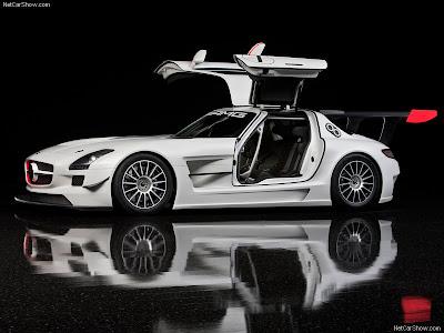 2011 Mercedes Benz Sls Amg Gt3. 2011 Mercedes SLS AMG GT3
