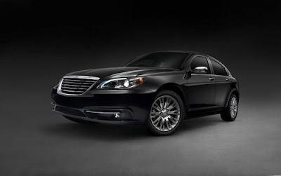 Side Pic of 2011 Chrysler 200