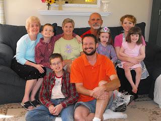 Thank God for Family!