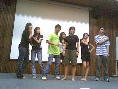 第一届舞台剧《聚光灯。limelight》
