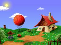 Odlet balónu