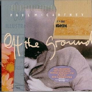 Paul McCartney's Off The Ground CD single