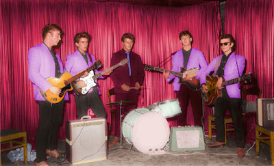 The Beatles at the Indra Club, Hamburg 1960