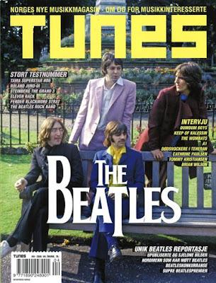Tunes - Norwegian music magazine