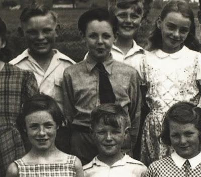 Schoolboy Paul
