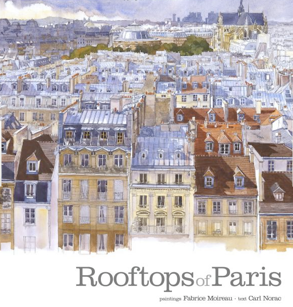et voila paris rooftops. Black Bedroom Furniture Sets. Home Design Ideas