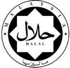 Produk kami halal