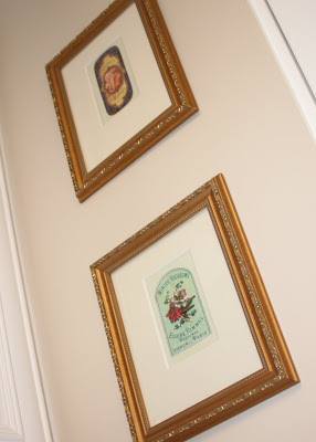 Laundry Room / Powder Room Art 2 via lilblueboo.com
