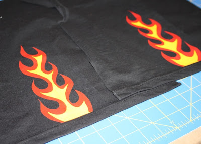 Flaming Pants tutorial step 9 via lilblueboo.com