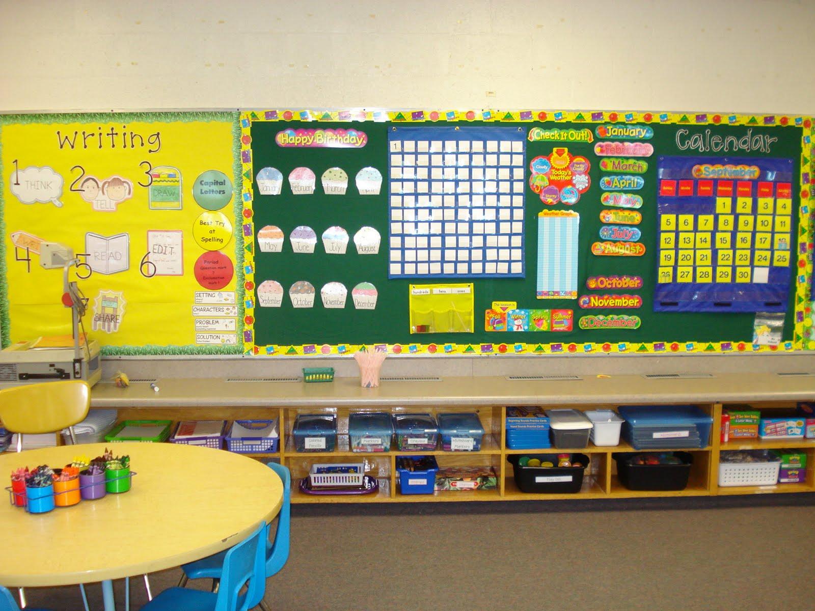 Kindergarten Calendar Board : Kindergarten calendar board search results