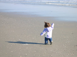 Jane at the Beach