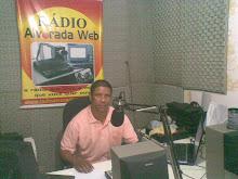 Estúdio da Rádio
