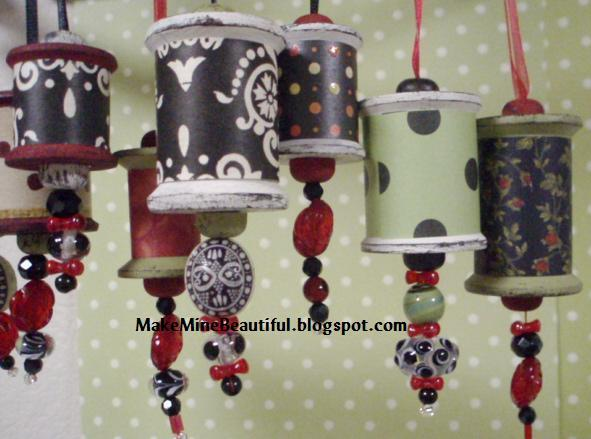 Wooden Christmas Ornaments - Wood Christmas Decorations