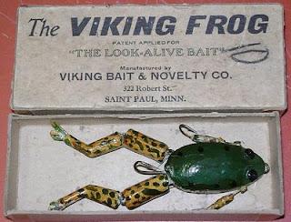 Ebay top bidder highest bidder on ebay old vintage rare for Old fishing lures on ebay