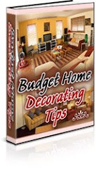 Budget Home decoration
