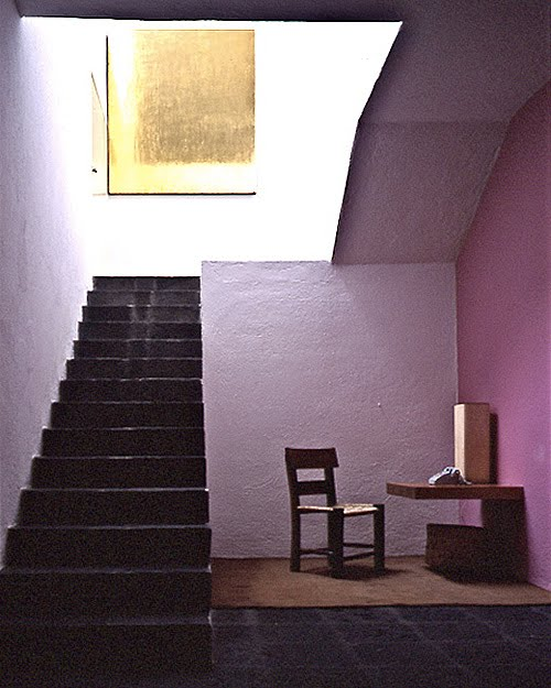 Luis barragan the best time of the day for Jardin 17 luis barragan