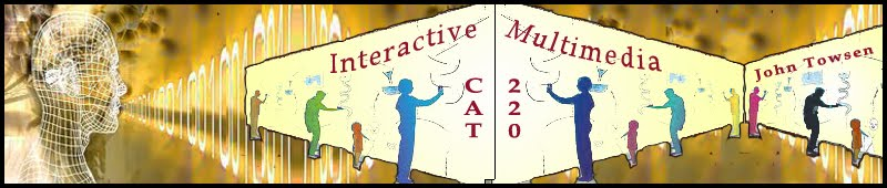 CAT220 — Interactive Multimedia