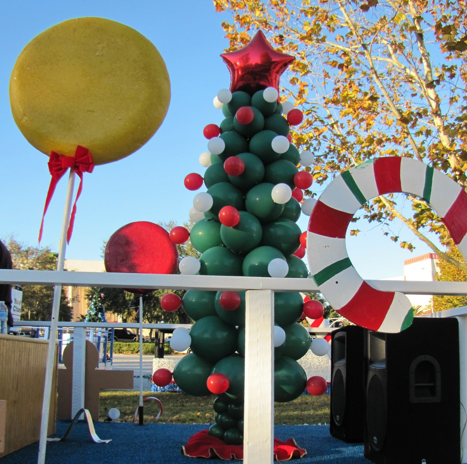 Float Decorations