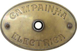 campainha electrica