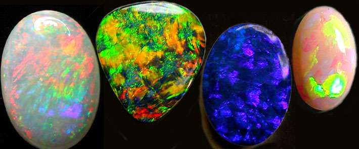 Touchstone gems october birthstone opal