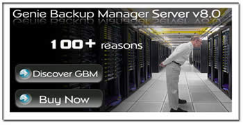 Genie Backup Manager Professional v8.0.312.482