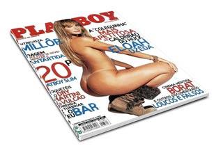 Eloah Playboy Eloah Uzéda