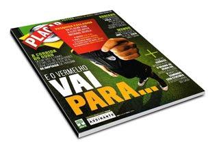 Revista Placar - Mar?o de 2008