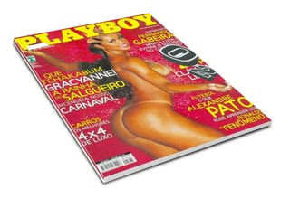 Playboy Gracyanne Barbosa