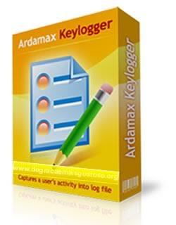 ardamax ardamax keylogger 2.8 + Serial