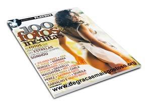 Especial Playboy - 100 Fotos Inéditas