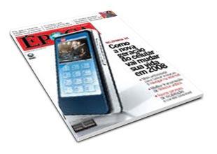 Revista Época Ed. 501 - 24/12/2007