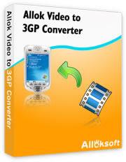 Allok Video to 3GP