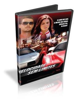 Velocidade Sem Limites -  (2008) DVDRip RMVB legendado