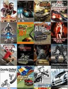 Mobile Games Mobile Mega Pack