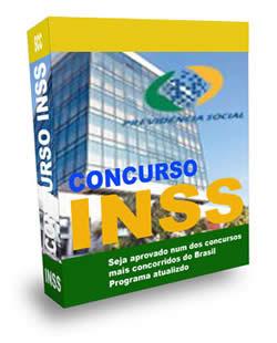 Apostila Completa Concurso INSS