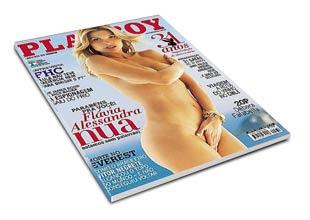 Flavia Alessandra - Playboy