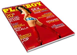 Playboy USA - Fevereiro 2008