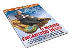 Revista Veja - 13 Fevereiro 2008