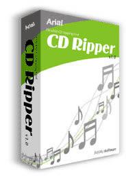 Arial CD Ripper 1.8.4