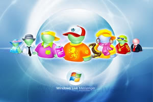 messenger Windows Live Messenger Build 2009 9.0.1.1407.1107
