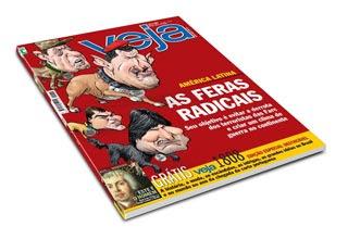 Revista Veja - 12 Mar?o 2008