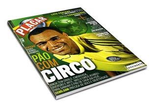 Revista Placar - Abril de 2008