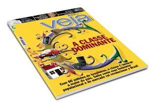 Revista Veja - 02 de abril de 2008